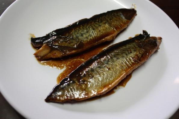 ปลาซาบะย่างซอสเทริยากิ
